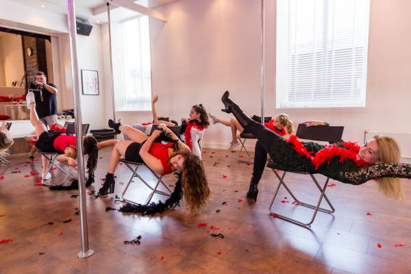 Burlesque Workshop in Brussel