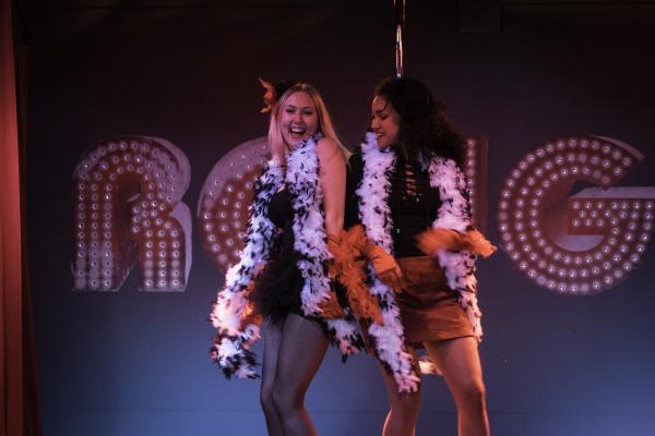 Burlesque Workshop in Brussel